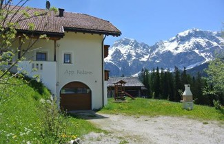 Foto 1 - Apartment in La Valle mit terrasse