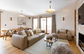 Foto 1 - Apartment in Megève mit terrasse