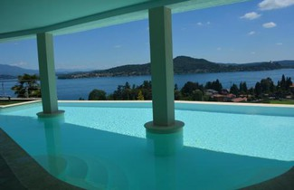 Photo 1 - Apartment in Meina with swimming pool
