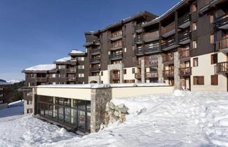 Foto 1 - Apartment in La Plagne Tarentaise mit privater pool