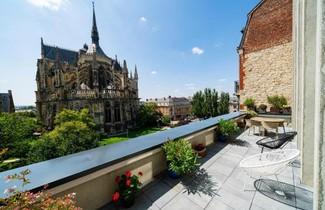 Photo 1 - Apartment in Reims mit privater pool