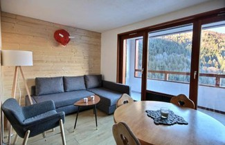 Foto 1 - Apartment in Saint-Jean-d'Aulps mit schwimmbad