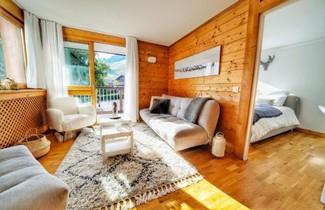 Foto 1 - Apartment in Megève mit schwimmbad