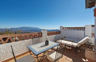 Foto 1 - Apartment in Alpujarra de la Sierra mit schwimmbad