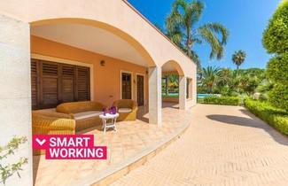 Foto 1 - Villa in Syrakus mit privater pool