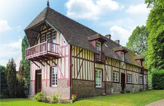 Photo 1 - Haus in Beaumont-le-Roger mit terrasse