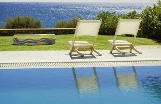 Holiday Home Lachania Villa with Pr. Pool & Jacuzzi 1