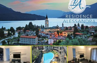 Photo 1 - Aparthotel in Domaso with swimming pool