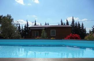 Photo 1 - Chalet in Montolieu with private pool