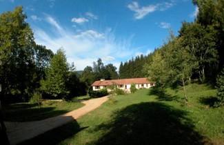 Photo 1 - Haus in Fougax-et-Barrineuf mit terrasse