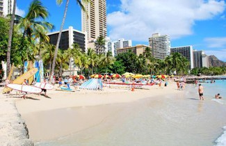 Waikiki Sunset Apartment 1