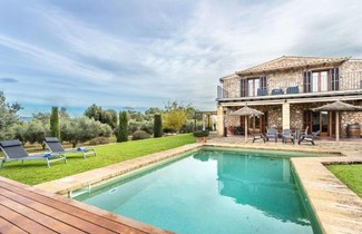 Photo 1 - Villa in Llubí with private pool