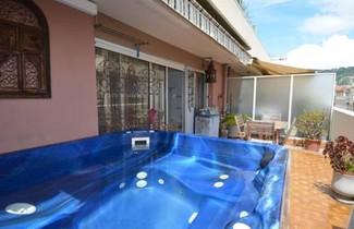 Appartement 6 personnes avec Terrasse et Jacuzzi plein cur centre-ville quartier du Port de Nice 1