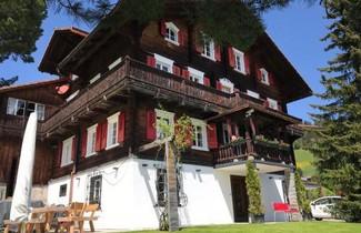 Photo 1 - Ferienhaus Chalet Riedji