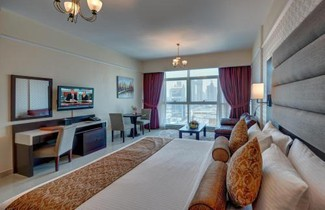 Foto 1 - Emirates Grand Hotel Apartments