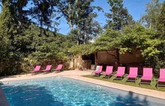 Photo 1 - Haus in Saint-Jean-d'Aigues-Vives mit schwimmbad