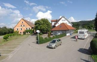 Landhotel Gutshof Camping Badhütten 1