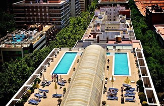 Pierre & Vacances Madrid Apartamentos Eurobuilding 2 1