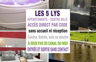 Foto 1 - Apartments Les 5 LYS - Quartier La Bastide
