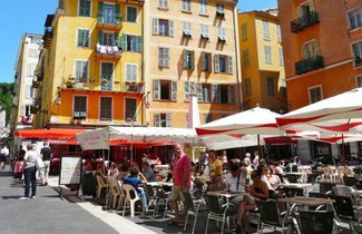 Place Vieille · Duplex, Type Loft, 8 Personnes, Calme, Vieux-Nice 1