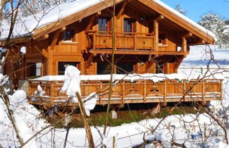 Photo 1 - Chalet in La Longine with swimming pool