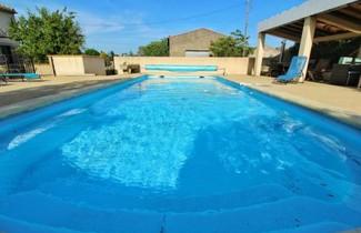 Photo 1 - Haus in Marseillette mit schwimmbad