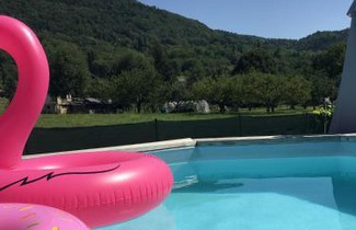 Photo 1 - Chalet in Saint-Cergues with private pool