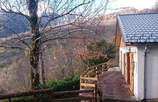 Photo 1 - Chalet in Larcat mit terrasse