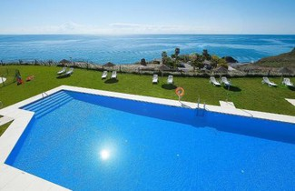 Apartment Magnificent front seaview, Torrox 1
