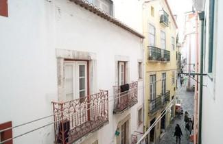 Lisbon Alfama S. Pedro Typical 1