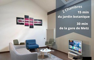 Foto 1 - Apartamento en Montigny-lès-Metz