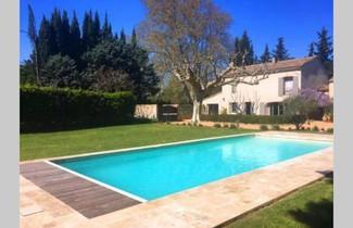 Photo 1 - Villa in Plan-d'Orgon mit privater pool