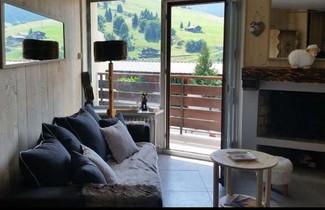 Foto 1 - Apartment in La Clusaz mit terrasse