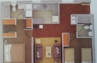 Photo 1 - Apartamento Valparaiso Star