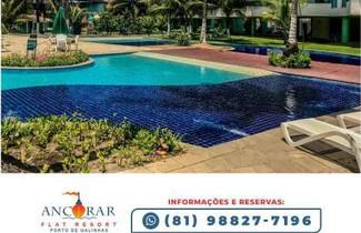 Foto 1 - Flat Resort Ancorar 5109