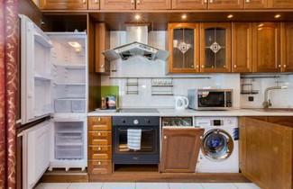 Apartment Presnenskaya 1