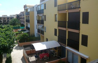 Photo 1 - Apartment Gruissan Plage