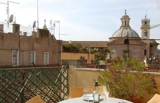 Locazione turistica Navona Terrace View 1