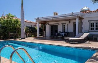 Photo 1 - Haus in San Bartolomé de Tirajana mit privater pool