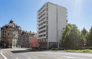 VISIONAPARTMENTS Lausanne Rue Caroline 1