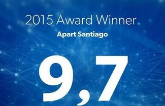 Foto 1 - Apart Santiago