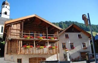 Foto 1 - Chalet in Canazei mit terrasse