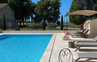 Foto 1 - Haus in Fontvieille mit schwimmbad