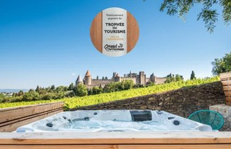 Foto 1 - House in Carcassonne with private pool