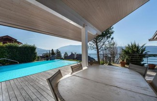 Foto 1 - Villa in Veyrier-du-Lac mit privater pool