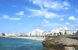 Photo 1 - Appartement bord de mer Biarritz