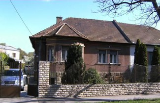 City-Haus In Budapest Mit Garten 1