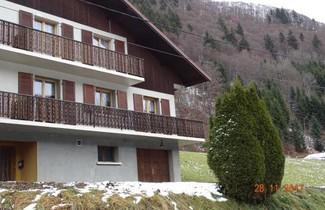 Foto 1 - Apartment in Abondance mit terrasse
