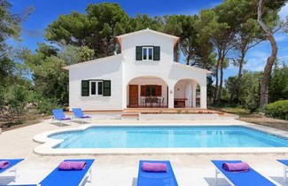 Photo 1 - Villa in Ferreries mit privater pool