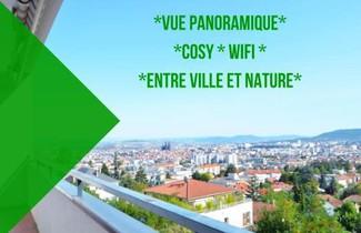 Photo 1 - Apartment in Clermont-Ferrand mit terrasse
